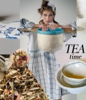 COLLAGE: TEA TIME : How to brew the perfect cup of loose leaf tea by Blackbird Tea Company
