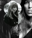 INSPIRED MOTHERS & DAUGHTERS : Jane Birkin, Charlotte Gainsbourg and Lou Doillon