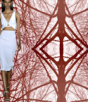 CHAKRA STYLE : CUTOUT CLOTHING & ENERGY CENTERS :CUSHINE ET OCHS