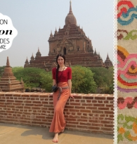 TRAVEL: YANGON, MYANMAR BURMA: NOMAD DESTINATION GUIDE by Jaclyn Hodes of Awaveawake