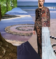 COLLAGE : Land Art: Earthworks for Stylish Nomads