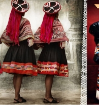 FASHION: Style in Peru : Alta Moda by Mario Testino