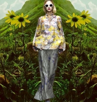 MAGIC MIRROR MEANDER :  DRIES VAN NOTEN IN EASTER ISLAND