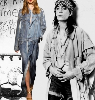 Denim Dames Jean Paul Gaultier & Patti Smith