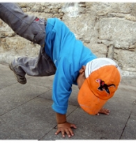 BREAKDANCING IN TIBET