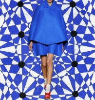 RUNAWAY BLUES : COMME DES GARCONS FALL 2012