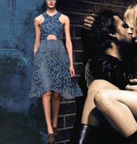 RUNAWAY BLUES  :  CARVEN  & BLUE  VALENTINE