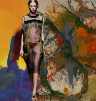 Style: NOMAD CHIC Spirit : Pioneer Female Artists of the 20th Century: Helen Frankenthaler