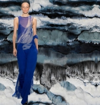 STYLE : RUNWAY RUNAWAY BLUES Spring 2014 Fashion : Transcendental Meditation