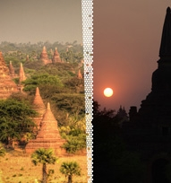 DESTINATION GUIDE : MYANMAR BURMA : WILL CROWTHERS OF ABSOLUTE VISIT : BAGAN