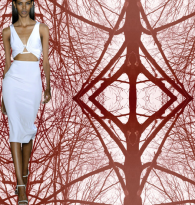 CHAKRA STYLE : CUTOUT CLOTHING & ENERGY   CENTERS : CUSHINE ET OCHS