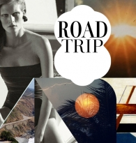 COLLAGE: BEST ROAD TRIPS IN THE UNITED STATES OF AMERICA : COASTAL GETAWAYS