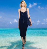 STYLE : RUNWAY RUNAWAY BLUES Spring 2014 Fashion : Maldives by Dawn Goldworm