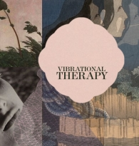 Collage: VIBRATIONAL THERAPY AT EXHALE SPA by Vanessa Shields