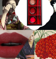 BEAUTY COLLAGE : KABUKI MAKEUP & THEATRE