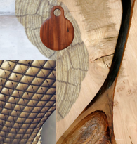 COLLAGE: INSPIRED USES OF WOOD IN ARCHITECTURAL DESIGN