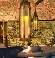 HAMMAM TOP TEN: BEST BATH SPAS IN THE WORLD : Asounfou Spa at Kasbah Tamadot Home, Asni