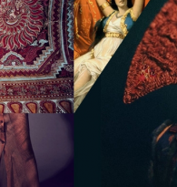 STYLE COLLAGE : HALLOWEEN & ONE THOUSAND AND ONE NIGHTS OF SCHEHERAZADE