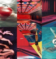 SWIM BY TESSA O' BRIEN : ART INSPIRED BY SYNCHRONIZED SWIMMING