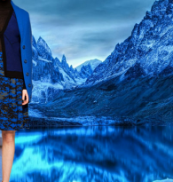 RUNAWAY BLUES STYLE FALL 2013 : PATAGONIA CHILE