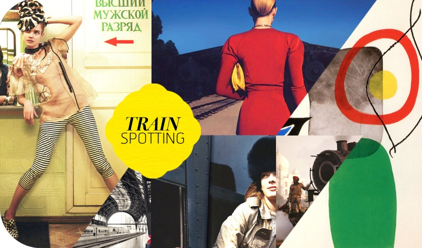 TRAINSPOTTING  :  TOP TRAIN TRIPS