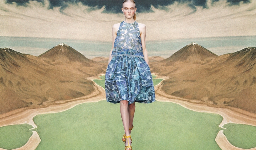 MAGIC MIRROR MEANDER :THAKOON IN MALTA