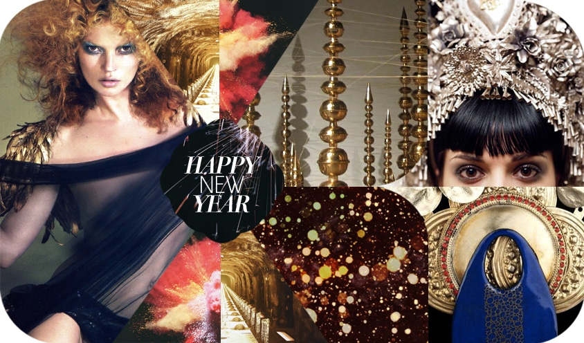 NEW YEAR SHARE NOMAD CHIC WORLD
