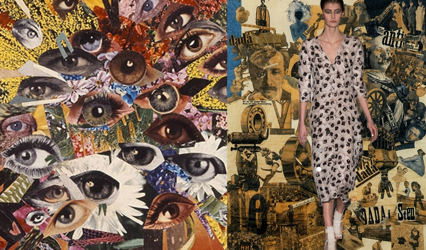 Style: Nomad Chic Spirit : Pioneer Female Artists of the 20th Century: Hannah Hoch