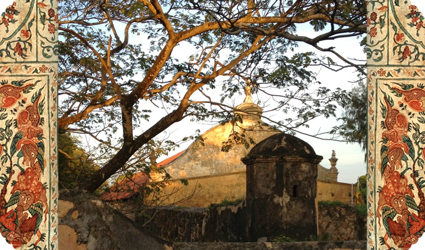 SRI LANKA GUIDE: COLOMBO TO GALLE : BEST OF GALLE FORT