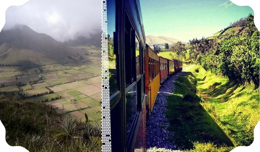 TRAVEL: QUITO, ECUADOR: TRAIN TRIP: NOMAD DESTINATION GUIDE by GABRIELA LANDAZURI