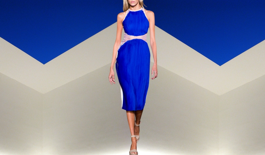 RUNAWAY BLUES : STELLA MCCARTNEY & JAMES TURRELL