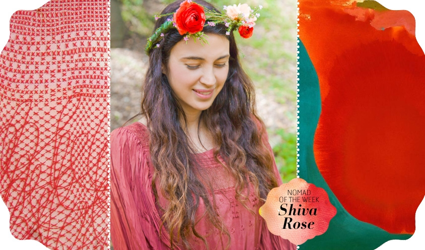 NOMAD OF THE WEEK: SHIVA ROSE OF THE LOCAL ROSE