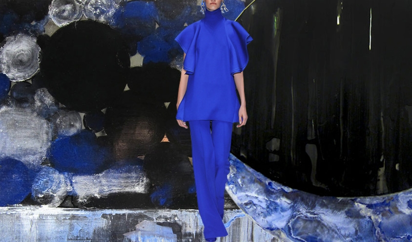 RUNAWAY  BLUES  :  GUCCI &  LISA  BECK