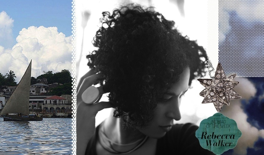 TRAVEL WITH REBECCA WALKER : Ade : A LOVE STORY: NOMAD OF THE WEEK