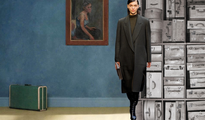 SUITED SABBATICALS : HERMES FALL 2012