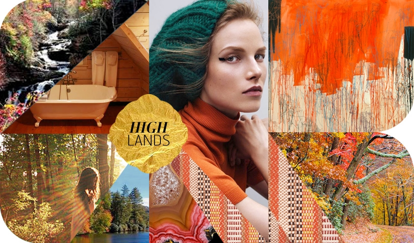 HIGHLANDS, NORTH CAROLINA GETAWAY COLLAGE