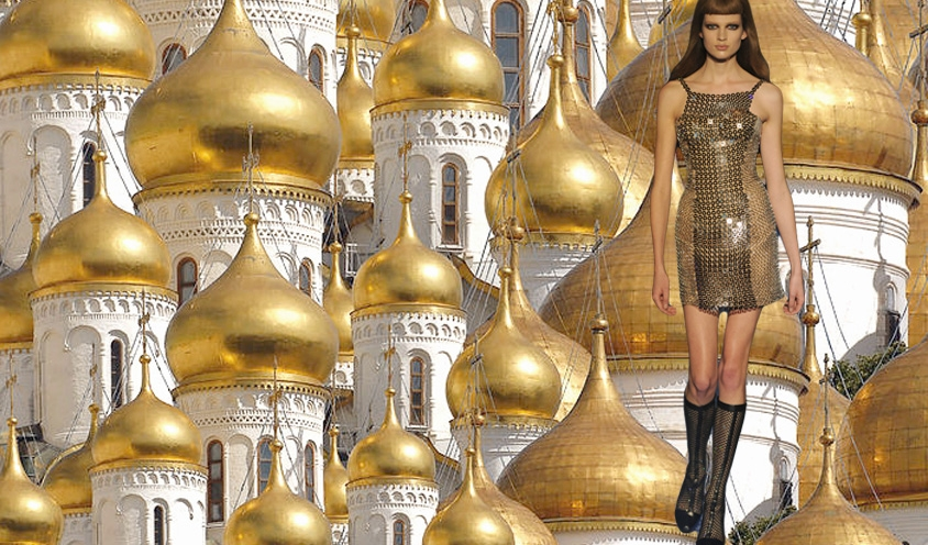 THE ARCHITECTURE OF STYLE: VERSACE