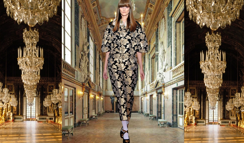 THE ARCHITECTURE OF STYLE: MARNI