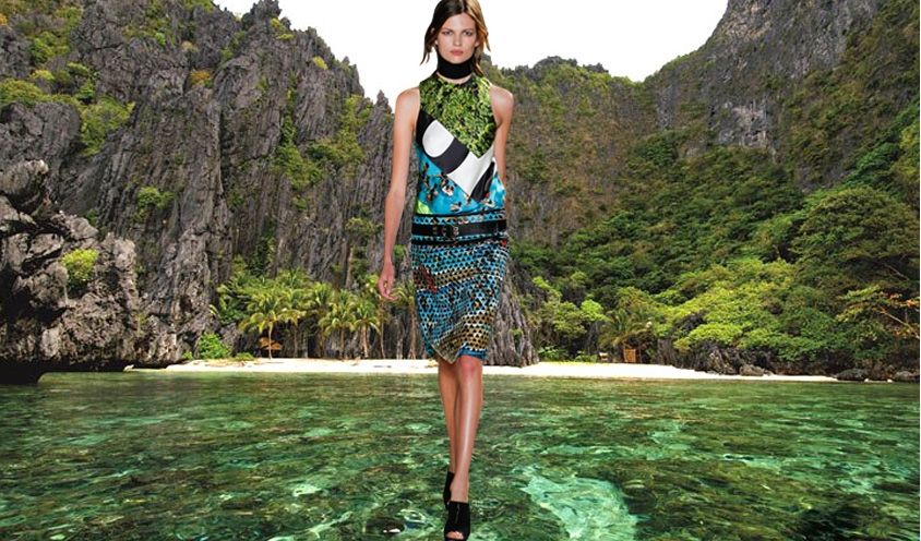 WEAR TO GO NOMAD : BEST OF 2013 TRAVEL :Proenza Schouler, Palawan, Philippines