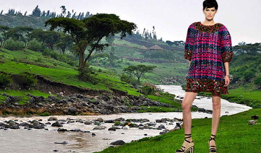 WEAR TO GO NOMAD : BEST OF 2013 TRAVEL:Chanel, Addis Ababa,  Ethiopia