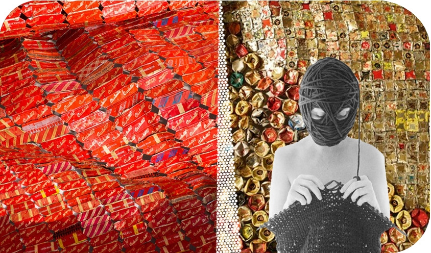 ART: GRAVITY AND GRACE BY EL ANATSUI AT THE BROOKLYN MUSEUM: BEST OF NYC ART EXHIBITIONS 2013 by ALEXANDRA THOM