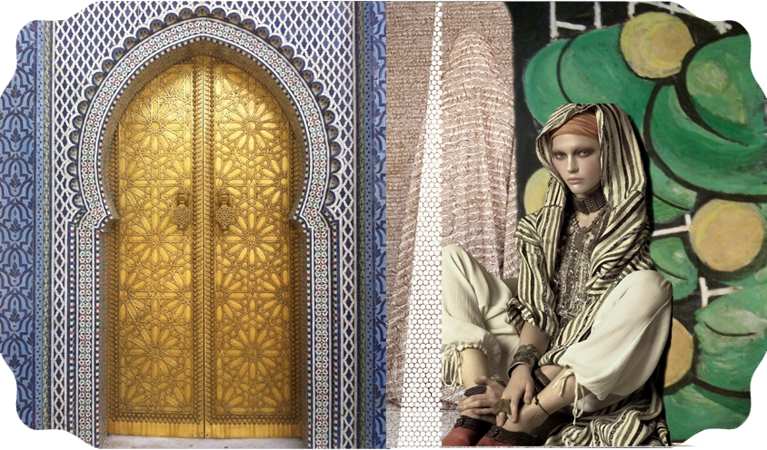 DESTINATION GUIDE: MOROCCO HOTEL, TRANSPORTATION, & FOOD by ANUSH MIRBEGIAN