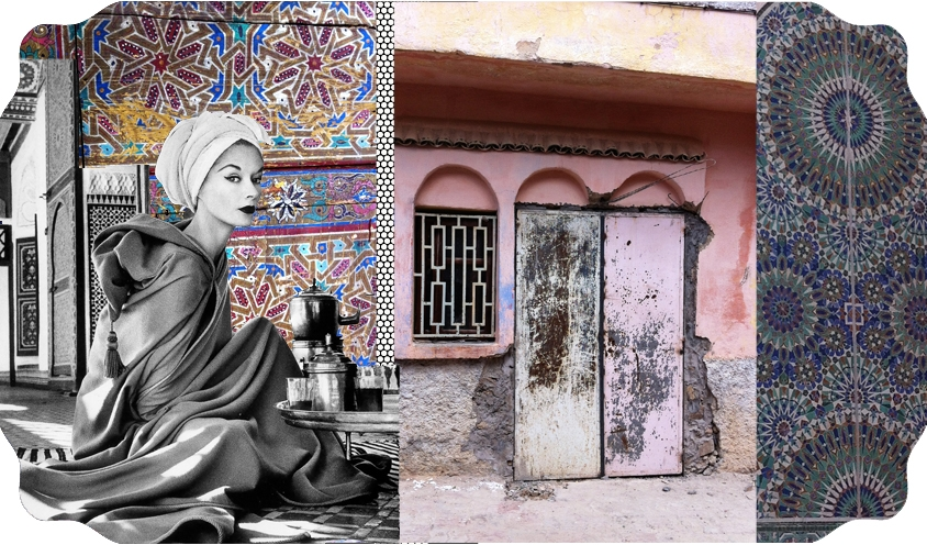 DESTINATION GUIDE: MOROCCO FAVORITE MEMORY by ANUSH MIRBEGIAN