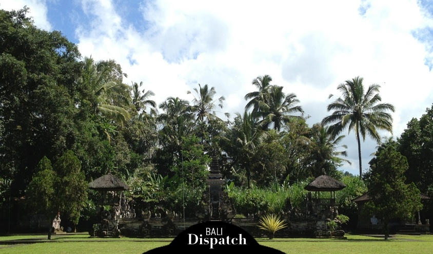 BALI DISPATCH BY YVETTE JONG OF CRAFT HOUSE LLC